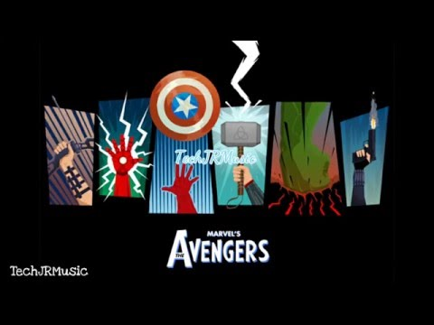 Avengers OST : The Avengers by Alan Silvestri