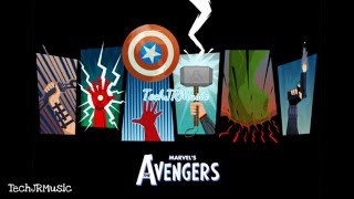 Avengers OST : The Avengers by Alan Silvestri