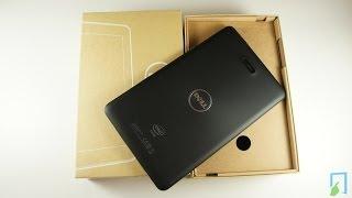 Dell Venue 8 Pro распаковка Unboxing (русский/russian)