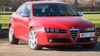 Alfa Romeo 159 2.4JTDM Lusso 4dr + 18