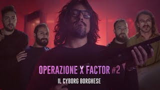 The Jackal - Operazione X FACTOR #2 (Alessandro Borghese Impazzisce)