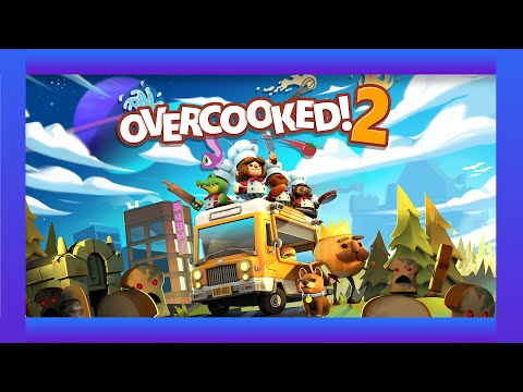 We Aren't Smart Enough for this Children's Game! | Overcooked 2 |