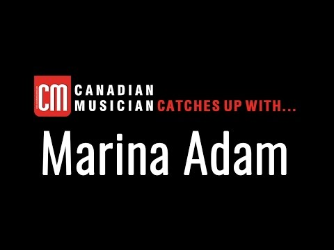 CM Catches Up With... Marina Adam of the Ontario Music Office