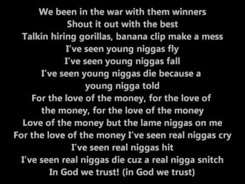 Meek Millz - In God We Trust Lyrics