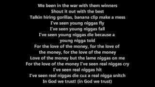 Meek Millz - In God We Trust Lyrics
