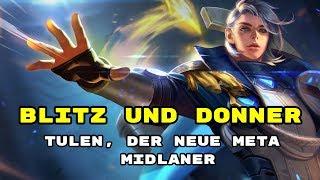 Neuer Meta Midlane Carry | Tulen Gameplay German | Arena of Valor Deutsch