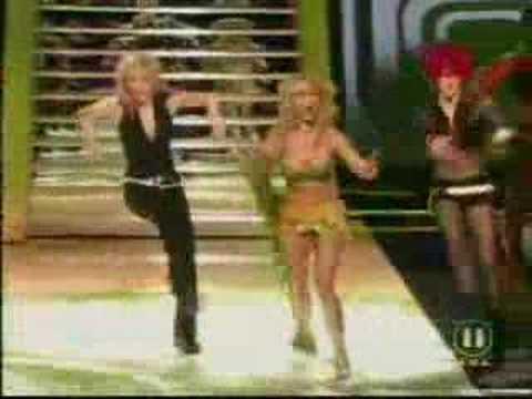 Britney Spears-Get Back(Meggy900)