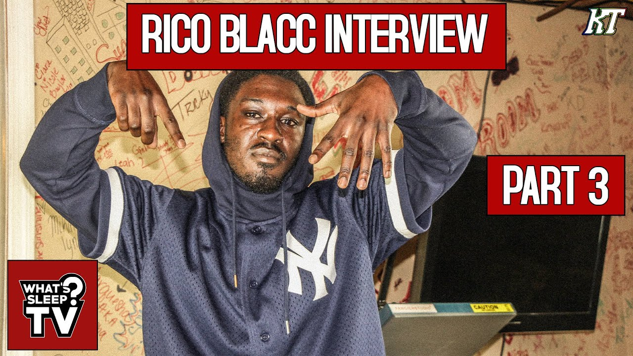 Rico Blacc Says When Nipsey Hussle Passed It Felt Similar To When Tupac Passed