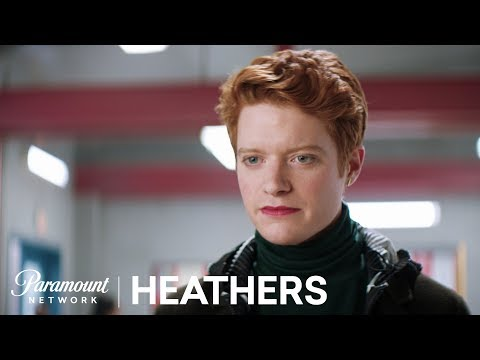 'Heather Duke Breaks Up W/ Kurt' Official Preview | Heathers | Paramount Network