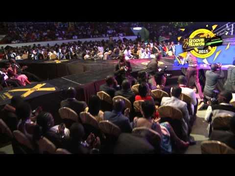 East & Central Africa Artist   Groove Awards 2015
