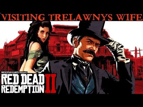Visiting Trelawny's Family and Aftermath at Camp   Red Dead Redemption 2 thumbnail
