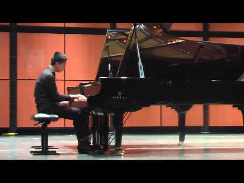 Eric Plays Beethoven Sonata Appassionata in CCC Music Festival