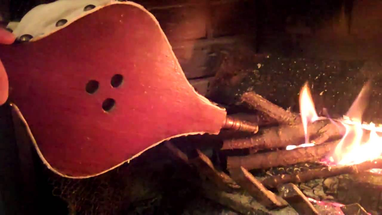 BVD: Fireplace Bellows - YouTube