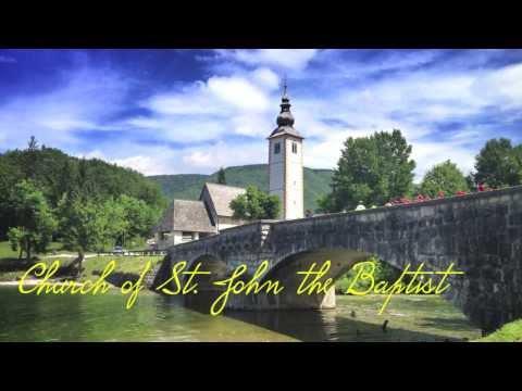 The Beauty of Bohinj, Slovenia