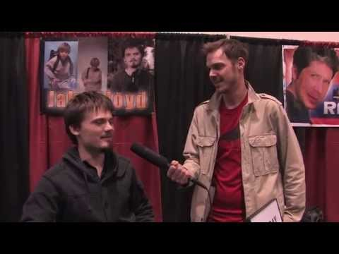 with Jake Lloyd of The Phantom Menace