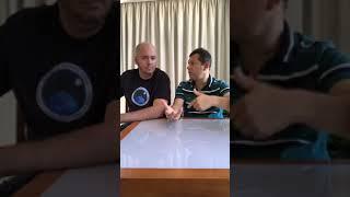 Gambar cover Fabio Santos entrevista Rodrigo Romo em Lisboa