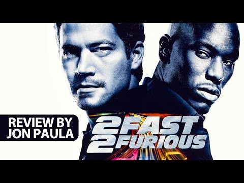 2 Fast 2 Furious -- Movie Review #JPMN