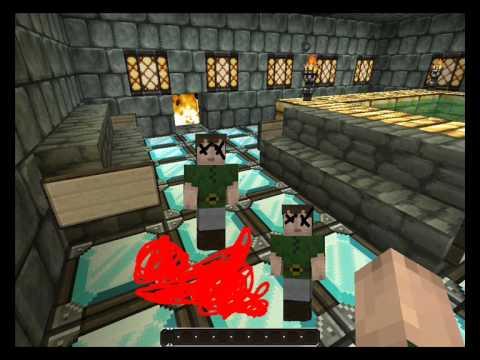 Minecraft SDP feat Sido : ne leiche