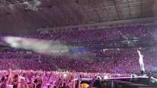 Show do Coldplay , Arena do Grêmio. Sensational