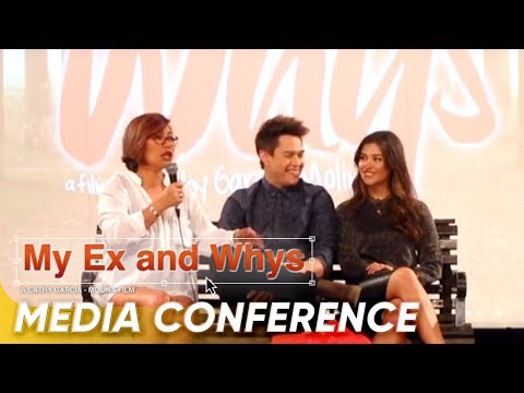 [FULL] 'My Ex and Whys' Grand Media Launch