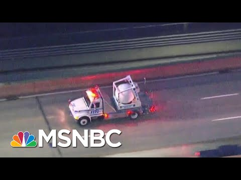 Suspicious Package Similar To Pipe Bombs Sent To Robert De Niro | Morning Joe | MSNBC