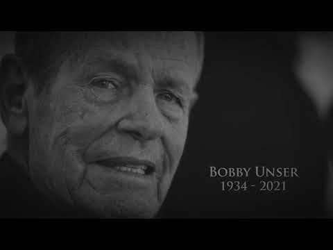 Bobby Unser: An Icon, Always Remembered.
