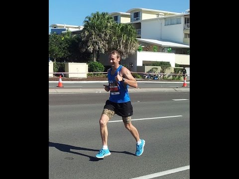 Vegan finishes in the Sunshine Coast Marathon