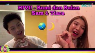 HIVI! - Bumi dan Bulan | Tiara Andini & Samuel Cipta | iRamadan with Idol @ RCTI+ [01-05-2020]