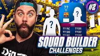 AMAZING WALK OUT PLAYER FROM A FREE PACK!!!! Squad Builder Challenges #2 FIFA 17 Ultimate Team