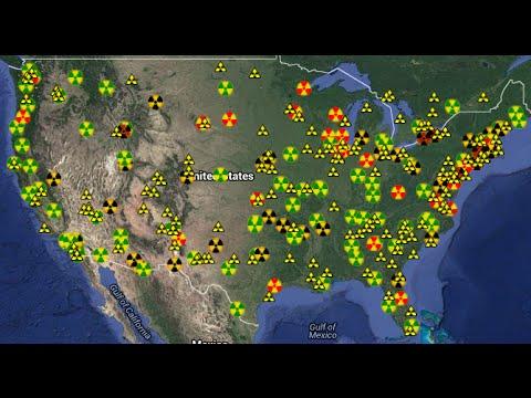 Radiation Stations Soaring Idaho Lab New York #Rads Climbing Down Wind Weather Forecast