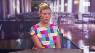 HS-TV Kulmapöydän haastattelu