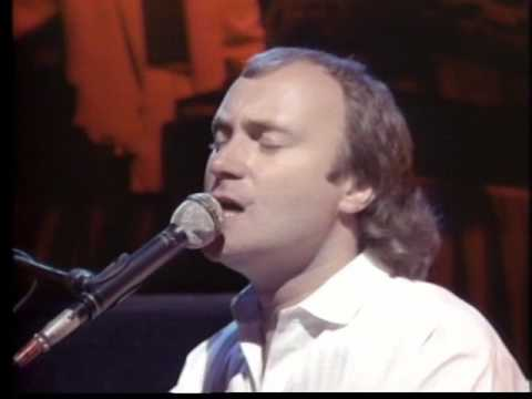 Phil Collins: No Ticket Required / Live 1985 / FULL laserdisc