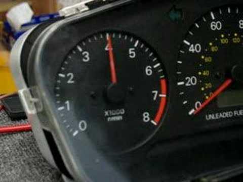 hqdefault 4g15 tacho test youtube mirage tachometer wiring at mifinder.co