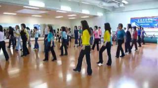 Playing with fire - Line Dance (Walk Through & Dance)