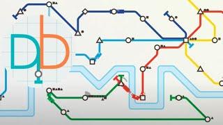 Mini Metro - Basic Info/Tips (and achievement Thames Tunnel)