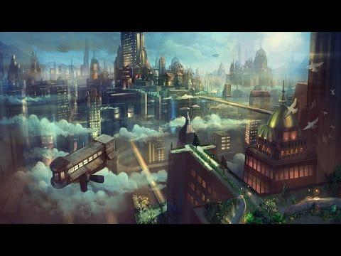 Steampunk Music Instrumental - Steam Town