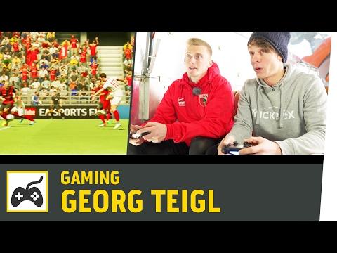 FIFA 17 vs. Georg Teigl   FC Augsburg vs. SC Freiburg   Kickbox
