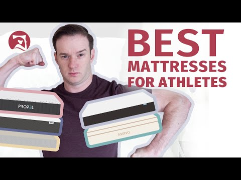 Best Mattress For Athletes 2020 Our Top 5 Beds!