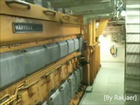 Wartsilla 6R32D Marine Generator