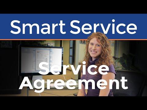 Service Agreement Software - Smart Service