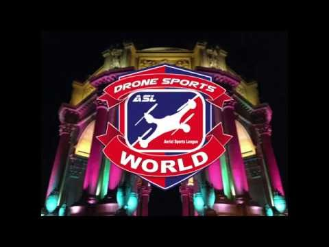 Drone Sports World San Francisco - Exclusive Party June 4th