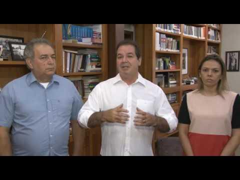 Sebastião Viana anuncia demissão de mais de 500 cargos comissionados