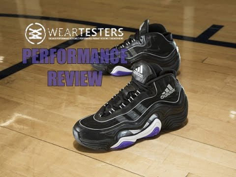 02415380ea28 adidas Crazy 2 Performance Review - YouTube
