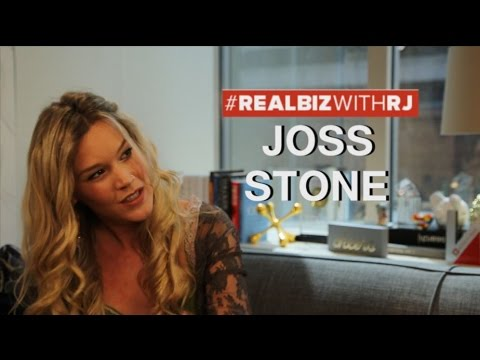 Joss Stone | Real Biz with Rebecca Jarvis | ABC News