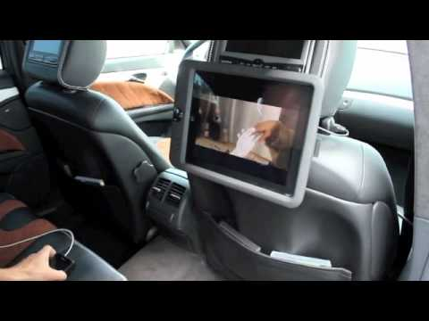 apple ipad 1 2 halter mercedes kfz fahrzeughalterung. Black Bedroom Furniture Sets. Home Design Ideas