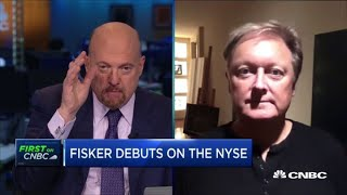 Fisker CEO Henrik Fisker on the EV market, going public and more