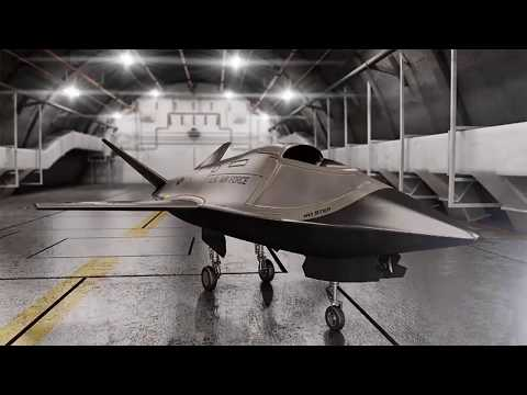 UNIDENTIFIED KRATOS UAV WILL ENTER PRODUCTION IN 2017