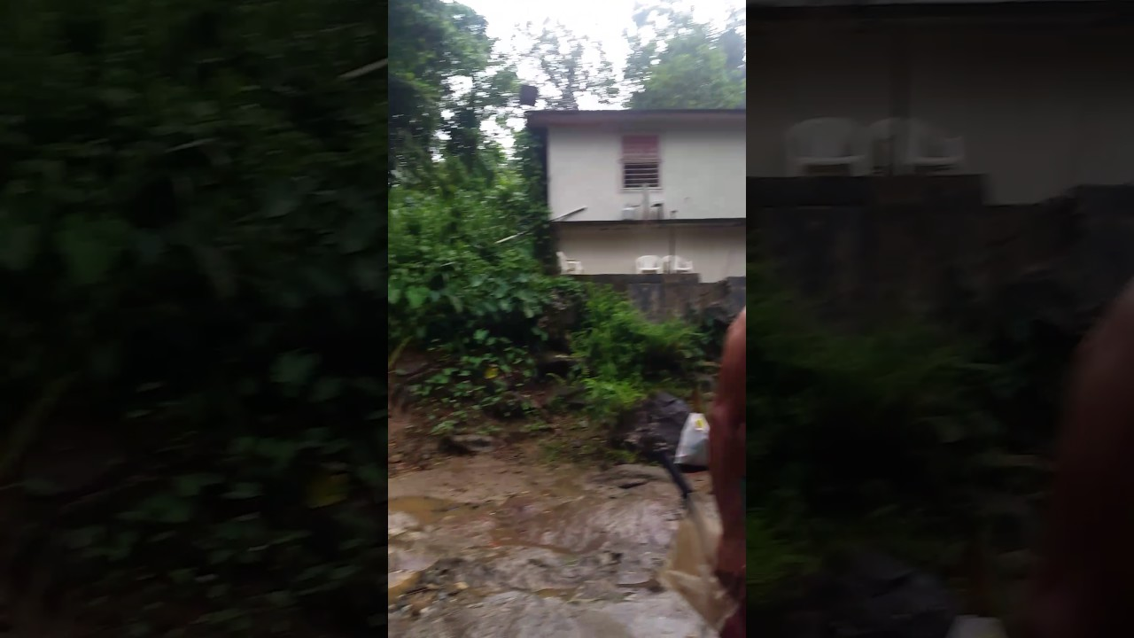 Siete Chorros En San Lorenzo Puerto Rico Youtube