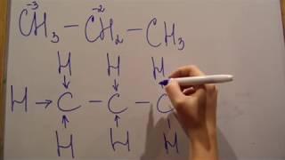 Определение степени окисления углерода в органических веществах