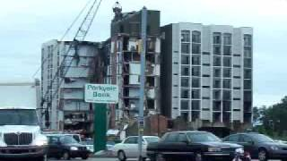 UPMC East Construction...was Howard Johnsons Palace Inn Monroeville Pittsburgh Pennsylvania